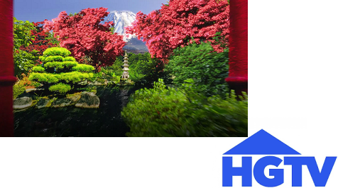 TV commercial thumbnail with HGTV logo