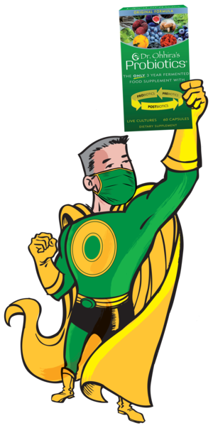 Dr. O masked hero