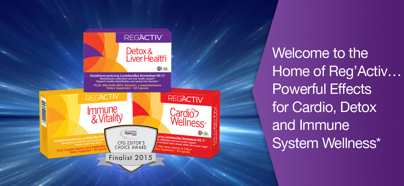 Powerful Effects for Cardio, Detox and Immune System Wellness*